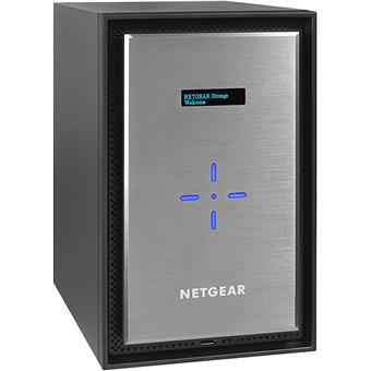 NETGEAR ReadyNAS 628X 8BAY (DISKLESS)