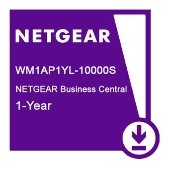 NETGEAR CLOUD WLESS MGMT 1 AP 12 MONTHS, WM1AP1YL