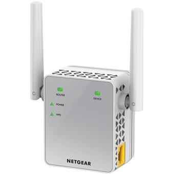 NETGEAR AC750 WiFi Range Extender, EX3700