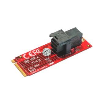 """Addonics M.2 adaptér pro NVMe 2.5"""" U.2 SSD"""