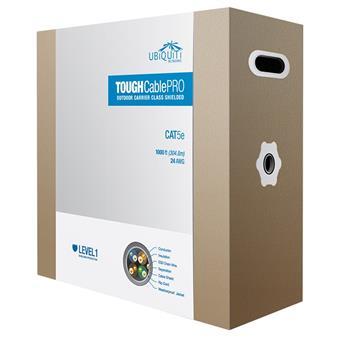 UBNT Tough Cable TC-Pro, FTP venkovní Cat5e, 305m