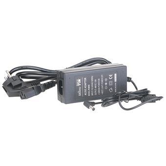 MikroTik OEM Napájecí adaptér 48V 0,8A pro RouterBOARD včetně napájecího kabelu