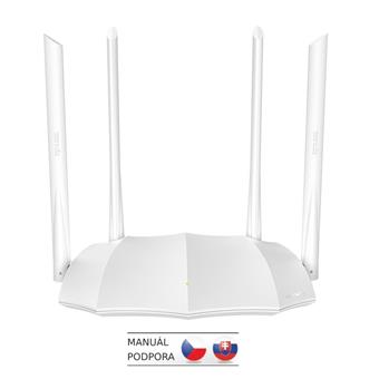 Tenda AC5 WiFi AC Router 1200Mb/s, VPN server/klient, WISP, Universal Repeater, 4x5dBi antény