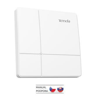 Tenda i24 WiFi-AC AP / Client+AP 1200Mb/s, 1x GLAN, 12xSSID, VLAN, aktivní PoE, stěna/strop