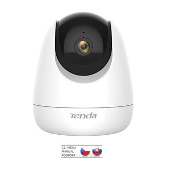 Tenda CP6 Security 2K (3MP) Wi-Fi otočná kamera, noční vidění, dvoucestné audio,microSD, CZ aplikace