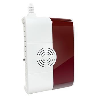 iGET SECURITY P6 - bezdrátový detektor plynu LPG/LNG/CNG, samostatný nebo také pro alarm M2B