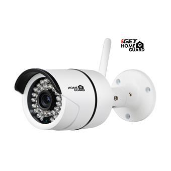 iGET HGWOB751 - bezdrátová venkovní IP HD 720p kamera, IP66, FTP, Email, LAN, WiFi, Apl., ONVIF 2.5