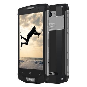 "iGET Blackview GBV8000 Pro Titan - odolný telefon, 5"" FHD, 6GB+64GB, DualSIM, 4G, IP68, 8+16MPx, NFC"