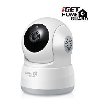 iGET HGWIP711 - bezdrátová rotační IP HD 720p kamera, FTP, Email, WiFi, noční vidění, microSD slot