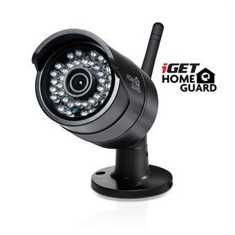 iGET HGNVK929CAM - bezdrátová WiFi FullHD 1080p kamera pro set HGNVK88304, WiFi + LAN RJ45