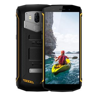 "iGET Blackview GBV5800 Yellow odolný telefon, 5,5"" IPS, 2GB+16GB, DualSIM, 4G, IP68, Android 8.1,NFC"
