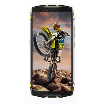 "iGET Blackview GBV6800 Pro Yellow odolný telefon, 5,7"" FHD, 4GB+64GB, DualSIM, 4G, 6580mAh, NFC"