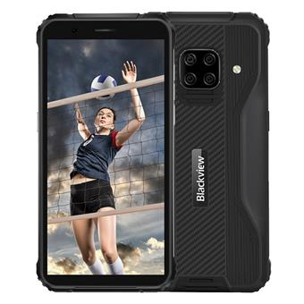 "iGET Blackview GBV5100 Black odolný telefon, 5,7"" HD+ IPS, 4GB+128GB, DualSIM, 4G, 5580mAh, NFC"