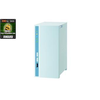 QNAP TS-230 (4core 1,4GHz / 2GB DDR4 RAM / 2x SATA / 1x GbE / 1x USB 2.0 / 2x USB 3.2)