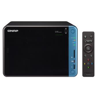 QNAP TS-653B-8G (1,5Ghz/8GB RAM/6xSATA/2xHDMI)
