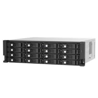 QNAP TL-R1620Sep-RP - úložná jednotka JBOD SAS (16x SAS/SATA, 4 x SFF-8644), rack