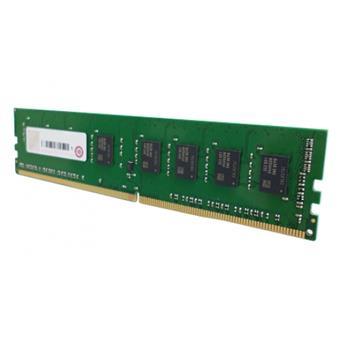 QNAP 8GB ECC DDR4 RAM, 2666 MHz, UDIMM