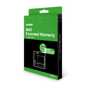 QNAP LIC-NAS-EXTW-GREEN-3Y(Physical pack)