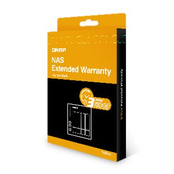 QNAP LIC-NAS-EXTW-YELLOW-3Y(Physical pack)