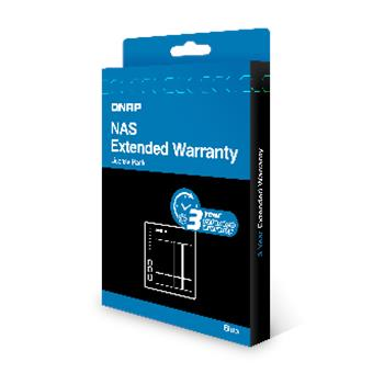 QNAP LIC-NAS-EXTW-BLUE-3Y(Physical pack)