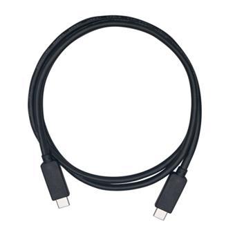 Qnap - USB 3.1 Gen2 10G 1.0m type C- to C cable