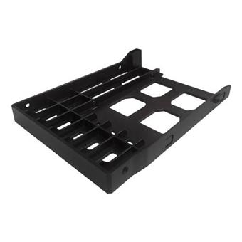 "QNAP TRAY-25-NK-BLK05 - SSD Tray for 2.5"" drives without key lock, black, plastic , tooless"