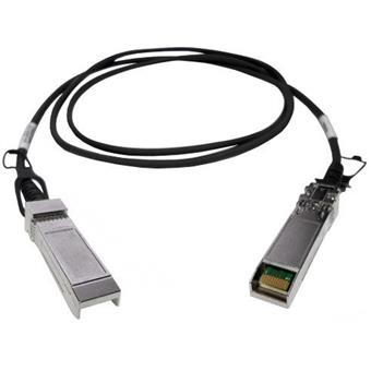 SFP+ 10GbE twinaxial direct attach cable, 5.0M, S/N and FW update
