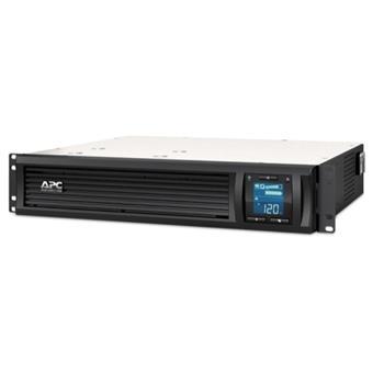 APC Smart-UPS C 1000VA LCD RM 2U 120V