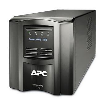 APC Smart-UPS 750VA LCD 230V, SmartConnect - Promo 10