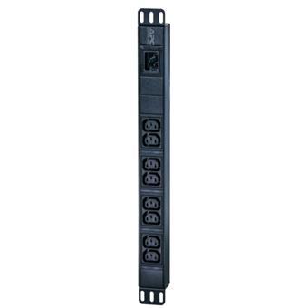 Easy PDU, Basic, 1U, 16A, 230V, (8)C13