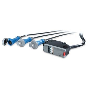 APC IT Power Distribution Module 3x1 Pole 3 Wire 16A 3xIEC309 300cm, 360cm, 420cm