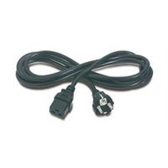 APC Power Cord, 16A, 230V, C19 to Schuko