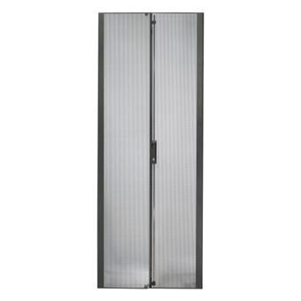 NetShelter SX 42U 600mm Wide Perforated Split Door