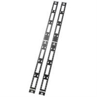 NETSHELTER SX 42U VERTICAL PDU MOUNT and cable org