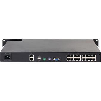 APC KVM 2G, Digital/IP,1 Remote/1, KVM1116R