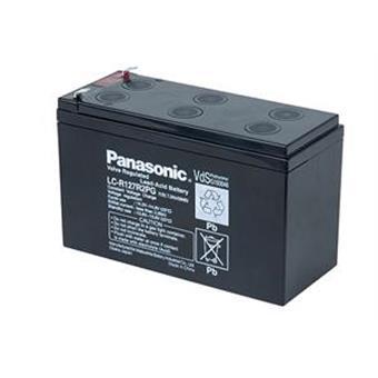 Panasonic olověná baterie LC-R127R2PG1 12V 7,2Ah
