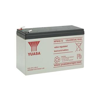 Baterie pro UPS - YUASA NPW45-12 (12V; 45W/čl./faston F2)