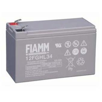 Fiamm olověná baterie 12FGHL34 12V 8,4Ah 10letá