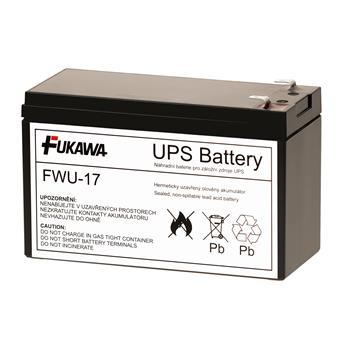 Akumulátor FWU17 náhrada za RBC17