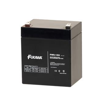 Akumulátor FUKAWA FW 12-5U (12V 5Ah)