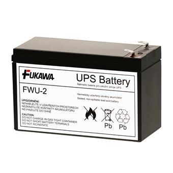 Akumulátor FWU2 náhrada za RBC2