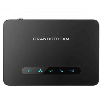 Grandstream DP750, IP DECT základnová stanice, max. 5ruček, HD voice, 10 SIP účtů, 5souběž. hovorů