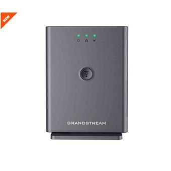 Grandstream DP752 IP DECT zákl. stanice, max. 5ruček, HD voice, 10 SIP účt., 5soub. hovorů