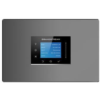Grandstream UCM6302 Audio VoIP PBX, 500 uživ., 75 soub. hov., audiokonf. 75úč., 2xFXO, 2xFXS port