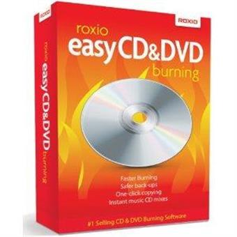 Easy CD & DVD Burning Eng