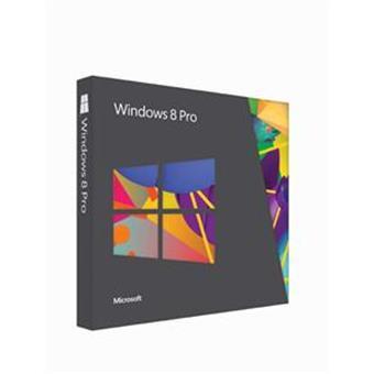 Windows Pro 8 32/64 Czech VUP DVD