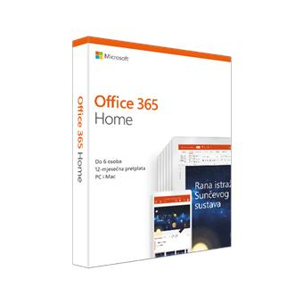 Office 365 Home Mac/Win Croatian Subscription P4