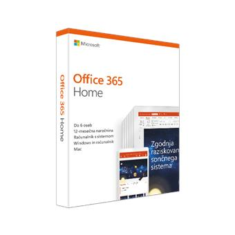 Office 365 Home Mac/Win Slovenian Subscription P4