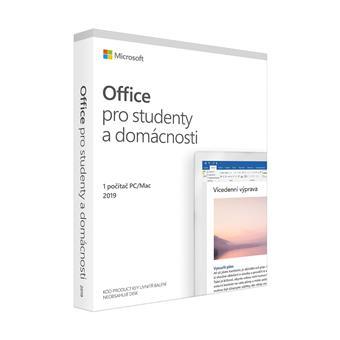 Office 2019 pro domácnosti P6 Mac/Win Eng
