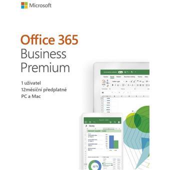Office 365 Business Premium CZ